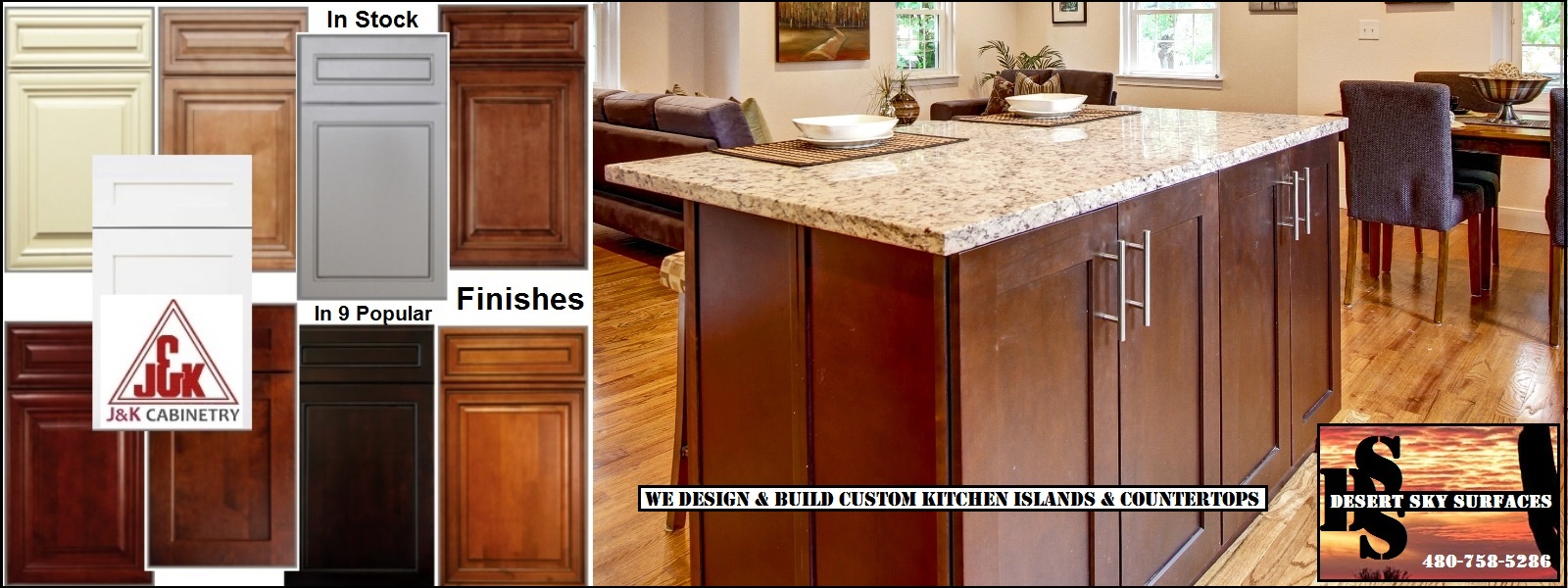 granite quartz countertops fabricator chandler mesa gilbert