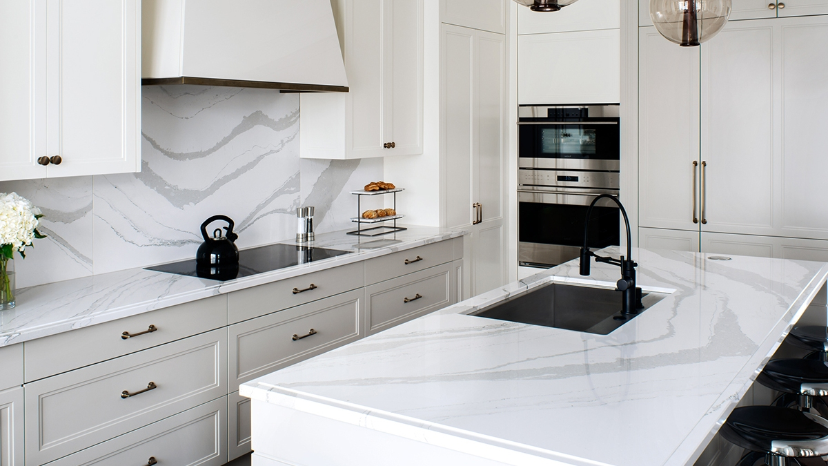 Kitchen cabinets in gilbert az - Quartz Countertops By Cambria In East Valley Az