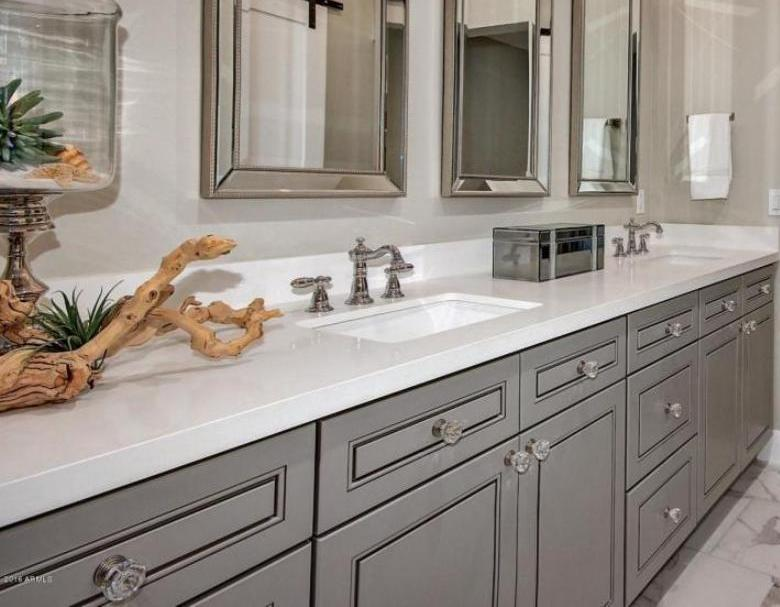 Quartz Kitchen Cabinets In Mesa Chandler Gilbert East Valley AZ